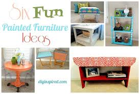 diy painting furniture ideas. Diy Spray Paint Furniture Six Fun Painted Ideas Outdoor . Painting