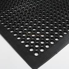 Industrial Kitchen Floor Mats Heavy Duty Indoor Commercial Anti Fatigue Floor Mat Grease Proof