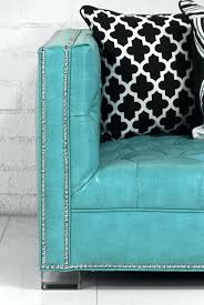 roomservicecom new deep sectional in maverick turquoise leather chair turquoise leather desk chair