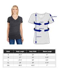 Standard Fit Size Chart Master Size Chart For All Revival Ink Products Mens