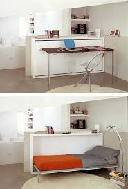 apartments furniture. Easily Hide Or Reveal Your Bed Desk Apartments Furniture