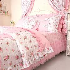 fl bedding sets queen fl comforter sets queen free princess lace ruffle bedding kids soft