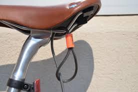 قفل زین دوچرخه
