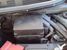 guide to all the fuses interior fuse box and engine bay fuse to gain access to the fuses you have to remove the main block by pulling aside the 2 clip handles and pull the main block up do not mind the wires