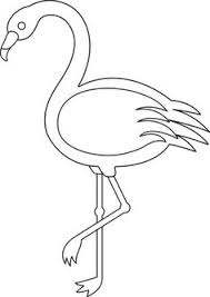 pictures of flamingos to color. Contemporary Color Flamingo On Flamingo Art Flamingos And Pink Cliparts  On Pictures Of Flamingos To Color B