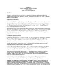 what does accreditation mean on a resume combination resume example  contains the sample with certification and