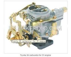 Toyota 3K carburetor for 3Y engine, product picture Other Hardware ...