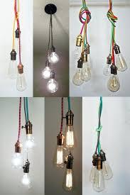 plug in hanging chandelier unique modern pendant lamp industrial lighting ceiling fixture antique or led bulbs plug in hanging chandelier