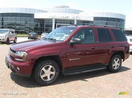 2004 Chevrolet TrailBlazer Specs and Photos | StrongAuto
