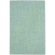 seafoam green area rug. Seafoam Green Area Rug 3 X 5 Small Flat Weave Ll Brown And