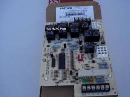 62 24084 82 rheem ruud furnace control board