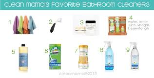 best bathroom cleaning products. Daily Cleaning Tasks Monday Is Bathrooms Day Clean Mama Best Bathroom Cleaning Products E