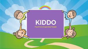 Kiddo Free Powerpoint Google Slides Presentation Template