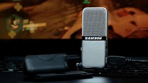 Samson Go Mic <b>Portable USB</b> Condenser Microphone - YouTube