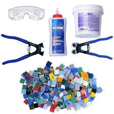 mosaic art starter kit