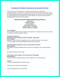 Resume For Engineering Job The Perfect Computer Engineering Resume Sample To Get Job Soon 17