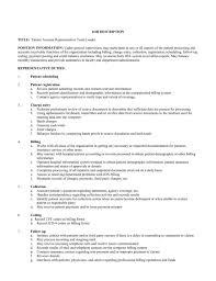 Billing Specialist Job Description Resume Information Specialist Sample Job Description Inventory Skills 90