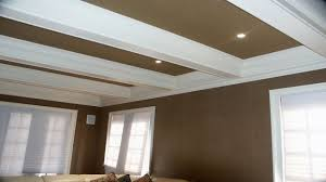 Mood Lighting For Bedroom Beam Box Coffered Ceiling Shallow