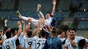 Copa America 2021 Final Highlights ...