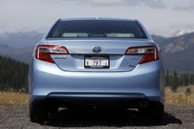 toyota camry 2012 le. 2012 toyota camry hybrid rear view le