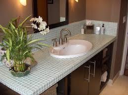 ideas images on contemporary decoration tile bathroom countertops cool countertop diy home