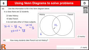 Venn Diagrams With Videos Worksheets Games Activities