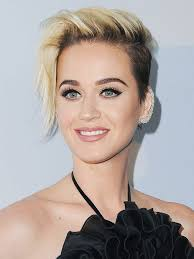 short hairstyles katy perry s new short blonde look