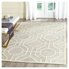 accent rugs on carpet light gray ivory geometric tufted accent rug accent rugs on carpet