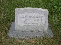 "Lillia Francisca ""Lillian"" Luhring Glenn (1887-1966) - Find A Grave Memorial"