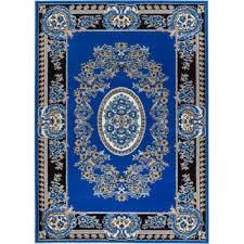 rug and decor inc cau blue area rug reviews wayfair