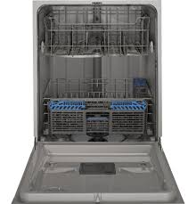 Ge Dishwahers Gear Dishwasher With Front Controls Gdf510pgdbb Ge Appliances