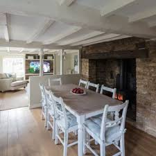 Country dining room ideas Room Furniture This Is An Example Of Small Farmhouse Dining Room In Gloucestershire With Beige Walls Houzz 75 Most Popular Country Dining Room Design Ideas For 2019 Stylish
