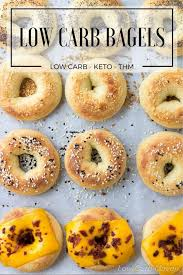 an easy low carb bagel recipe perfect for grab and go low carb breakfasts and keto