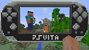 Case Piccole Minecraft : Minecraft ps vita bug fix update released