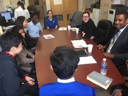 state senator toby ann stavisky d flushing announce legislation to ensure that all students are screened for gifted and talented educational resources