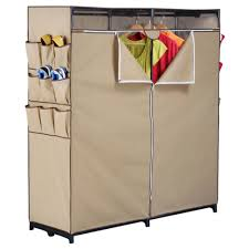 Clothing Wardrobe Storage Boxes Portables And Cabinet Closet New ...