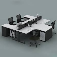 deck screen desk office furniture. guangzhou office furniture combination desk staff who l4 bit minimalist modern computer deck screen
