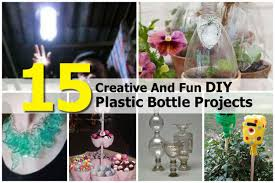 Fun Diy Projects 15 Creative And Fun Diy Plastic Bottle Projects