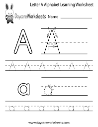 26 best Preschool Alphabet Worksheets images on Pinterest ...
