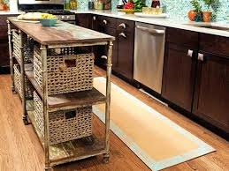 Movable Island Modern Style Movable Kitchen Islands Movable Rustic