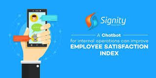 Operations Employee Ai Chatbot For Internal Operations Can Improve Employee Satisfaction
