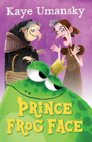 interest age 8 12 reading age 8 andy stanton describes kaye umansky as wickedly funny and that s very true of her version of the frog prince