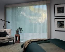 luminette privacy sheers ideal for wide window expanses sliding glass doors