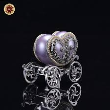 Decorative Ring Boxes WR Luxury Home Decor Ring Box Girl Friend Gifts Unique Jewelry Box 84