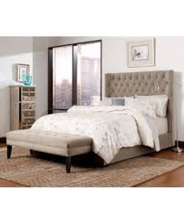 Furniture Wysteria Upholstered Bedroom Furniture Collection, Created ...