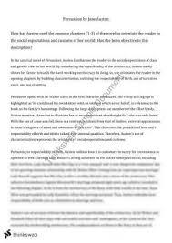 year hsc english advanced jane austen s persuasion essay