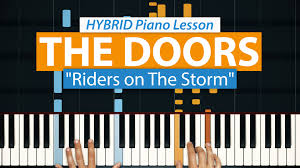 Light My Fire Piano Cover Riders On The Storm Hdpiano