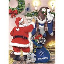 Dallas Cowboys Christmas Cards | The Danbury Mint