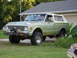 Chevrolet Blazer 1972: Review, Amazing Pictures and Images – Look ...