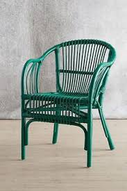 pari rattan chair via anthropologie